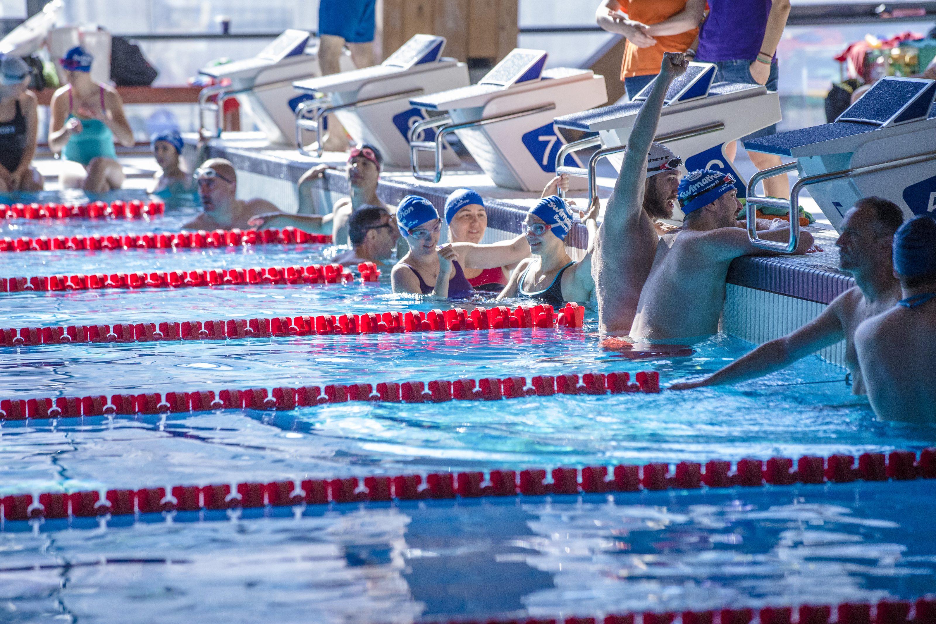 Vrei să înoți la Swimathon București și ai întrebări? Avem răspunsuri pentru tine